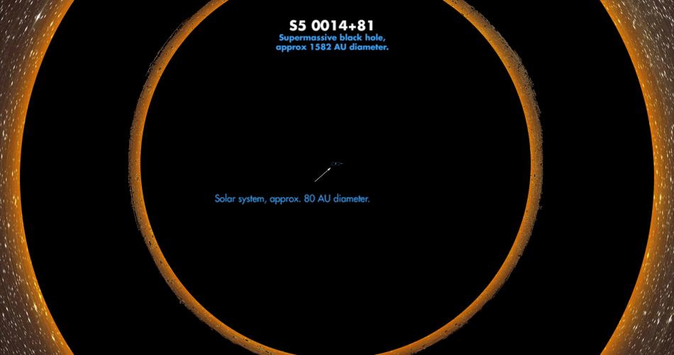 Buco nero ton618