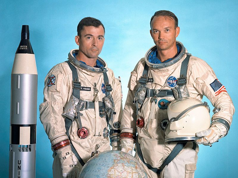 Gemini X comandante di John Young