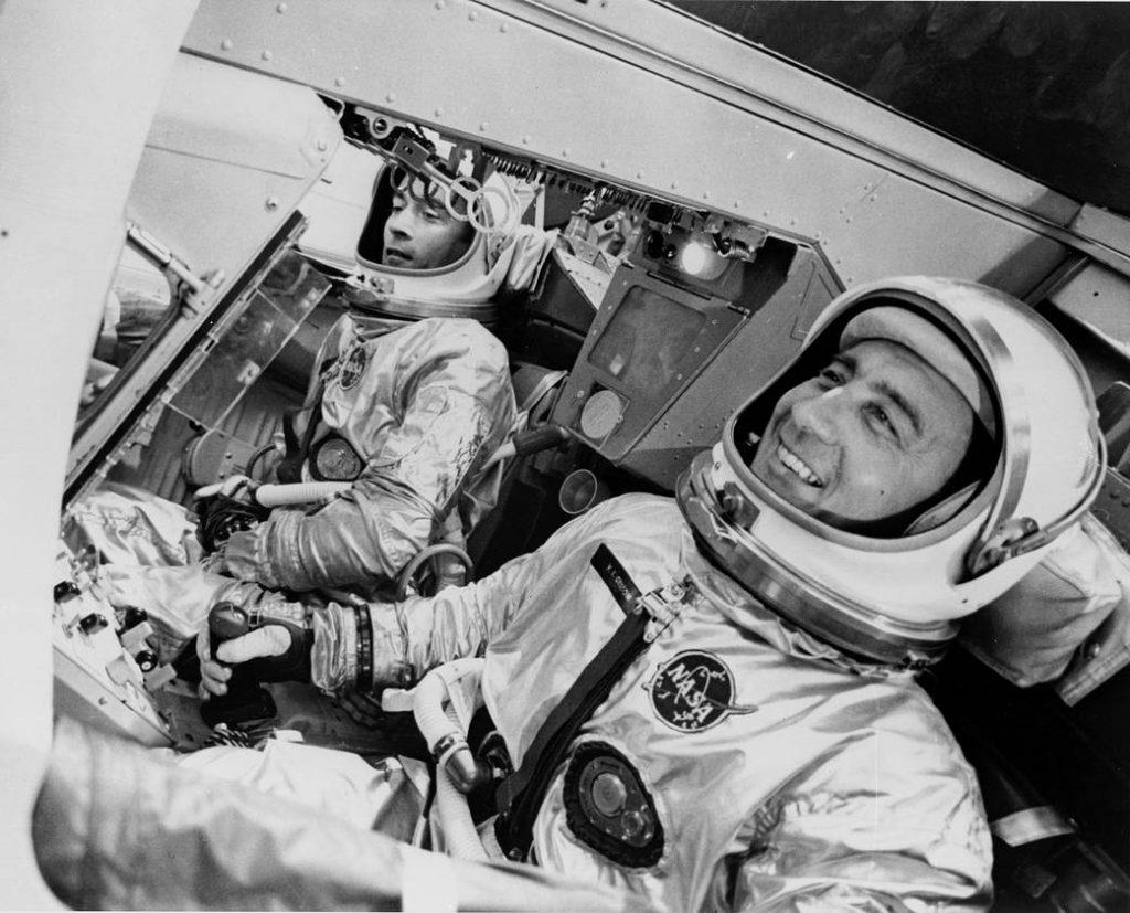 John Young Gemini III