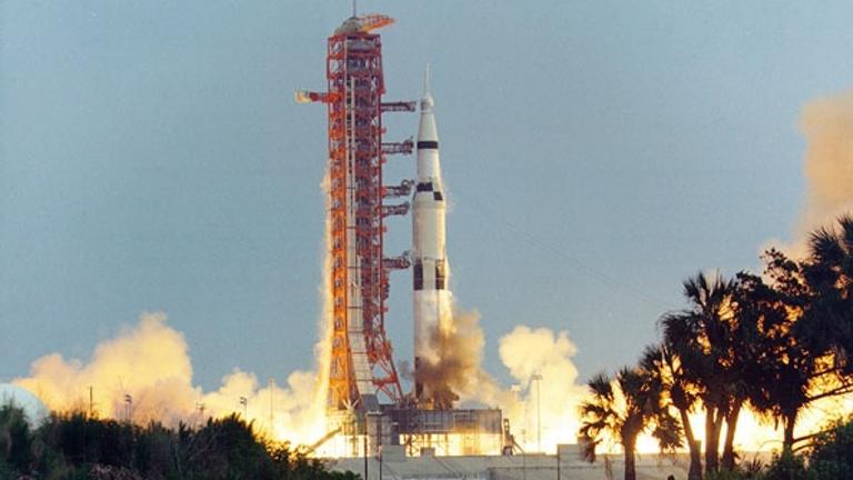 lancio di Apollo 13