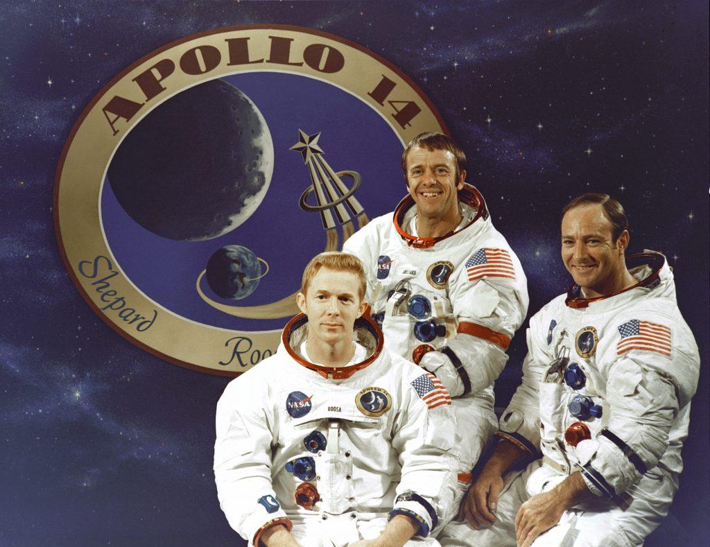 Comandante:    Alan Shepard