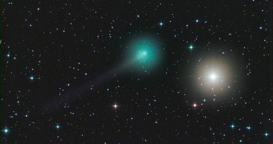 Cometa Atlas y4