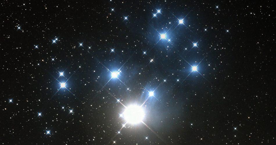 Venere, Pleiadi