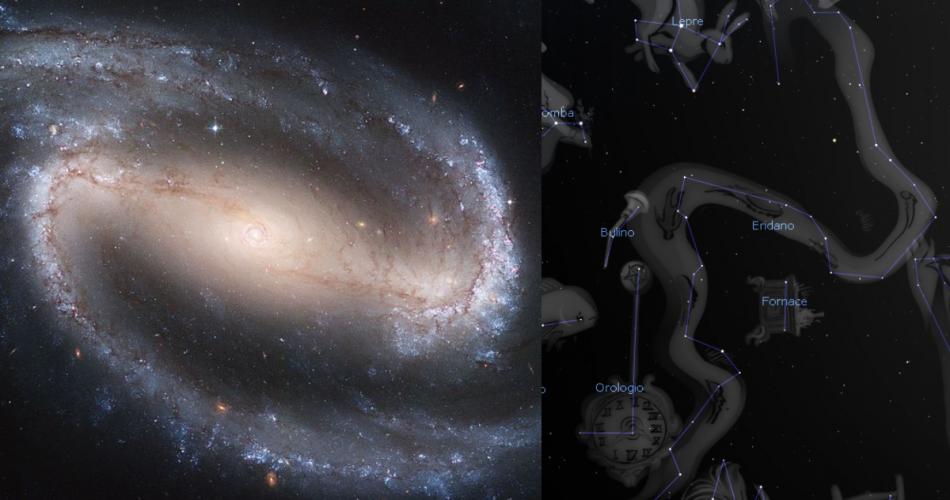 Eridano, NGC1300