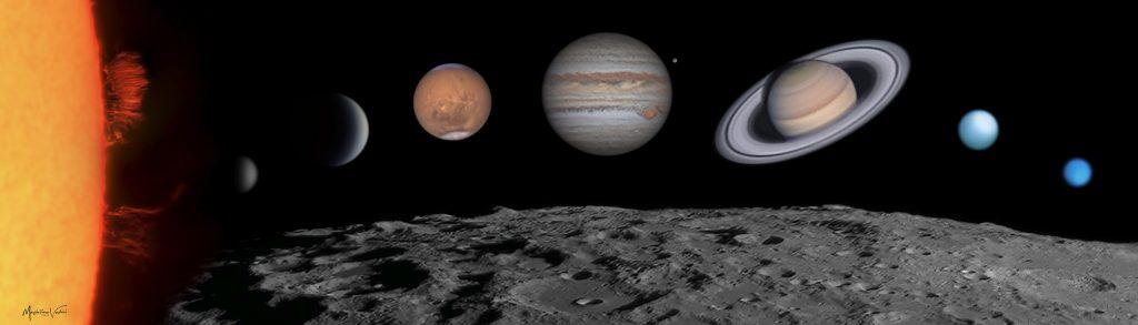 Sistema Solare 2020
