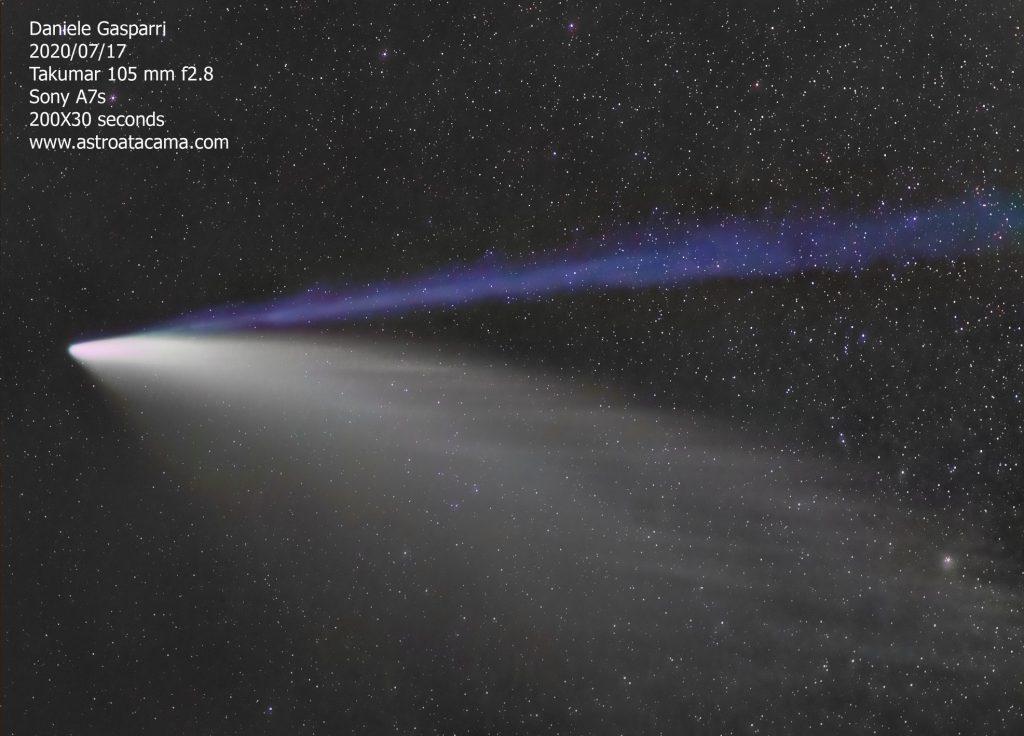 La NEOWISE