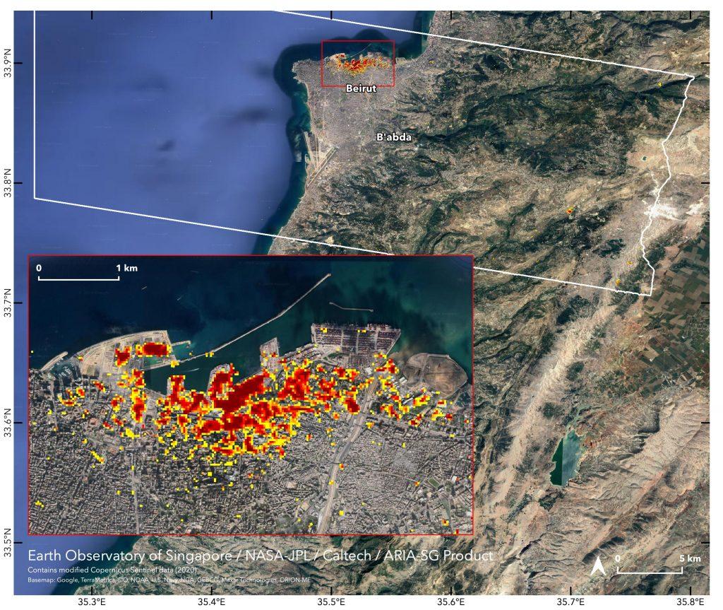 Mappa esplosione