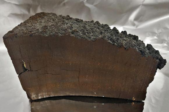 Crosta di manganese