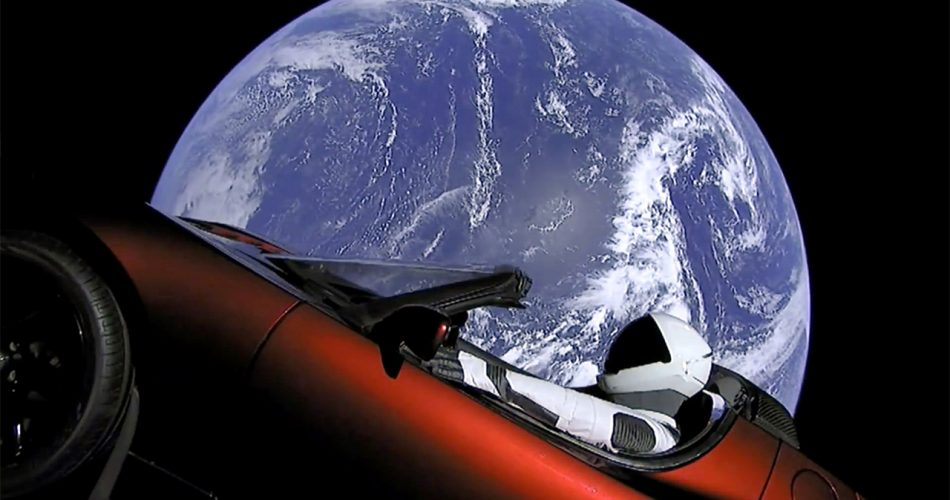 Roadster Starman