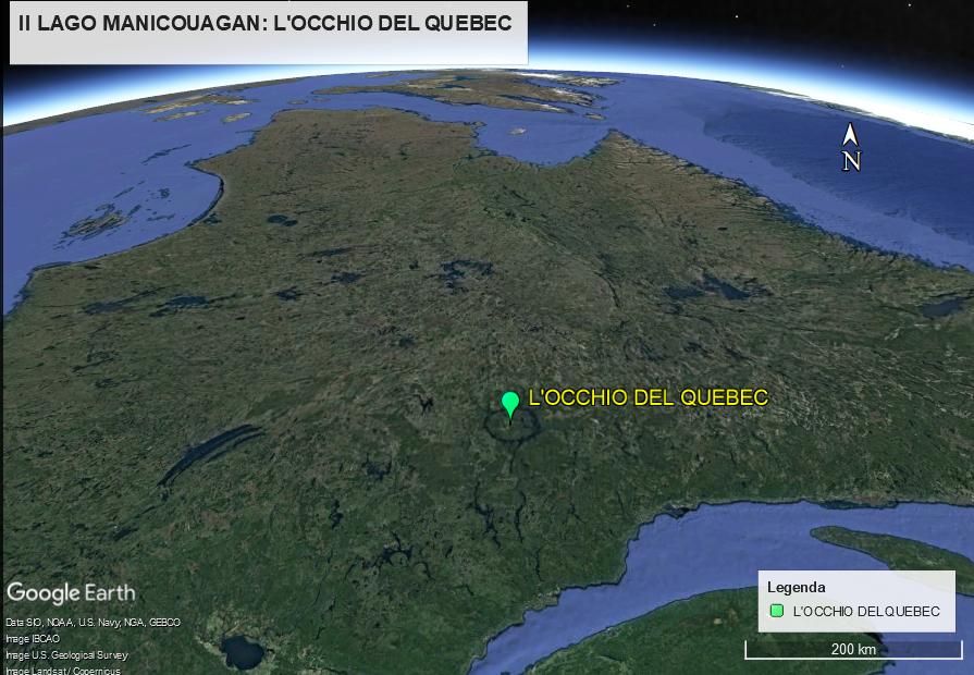 L'occhio del Quebec