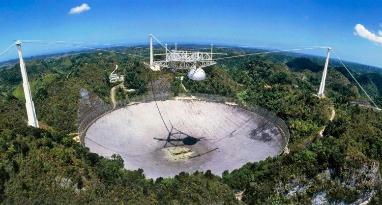 Il Telescopio di Arecibo