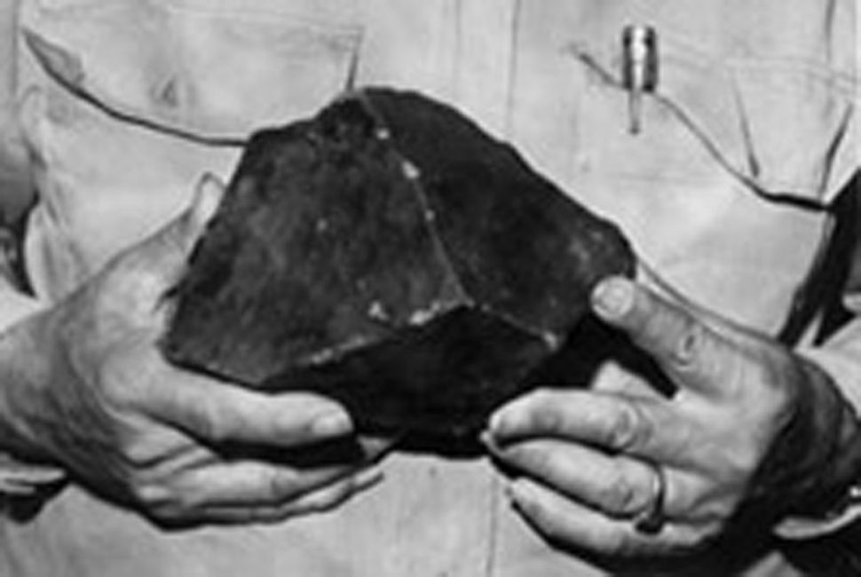 Meteorite Sylacauga