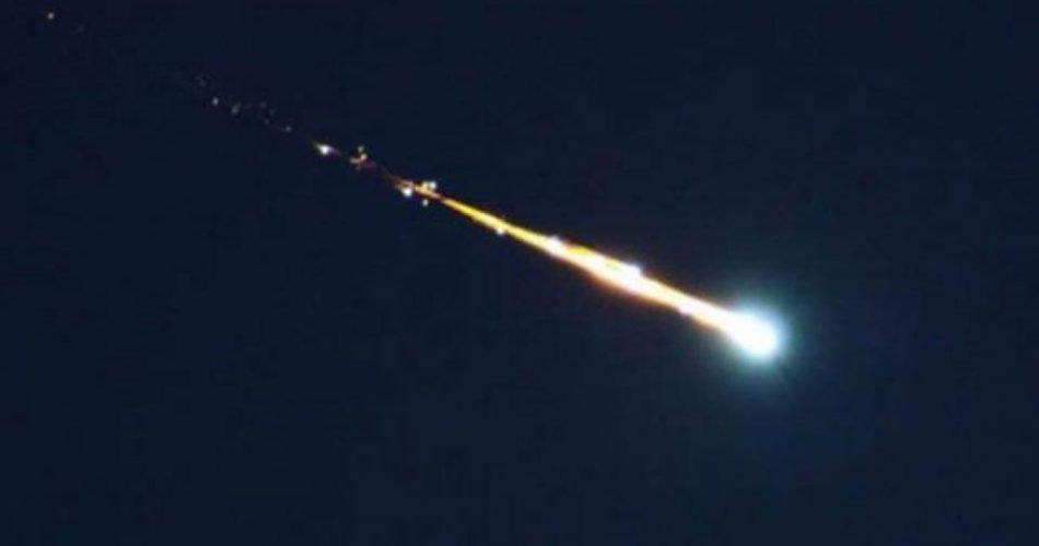 Frammento di cometa
