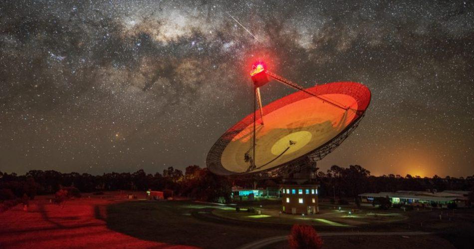 radiotelescopio Parkes