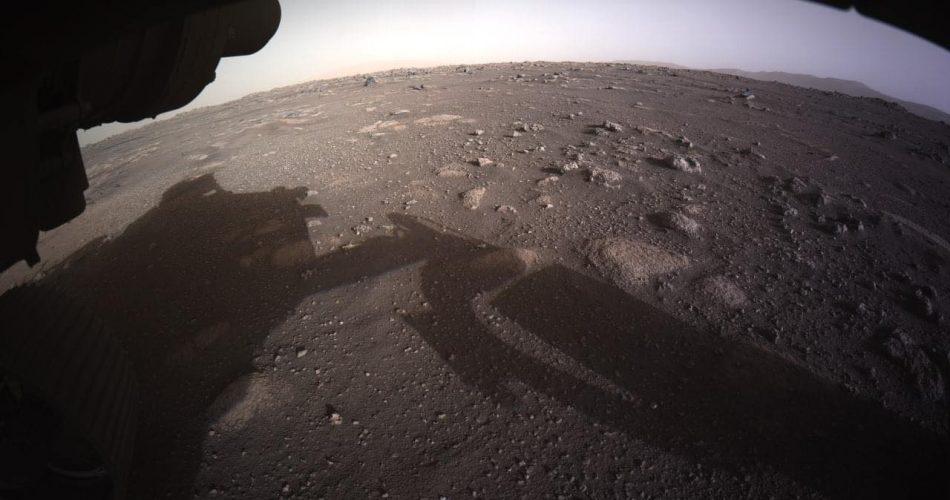 Orizzonte di Marte