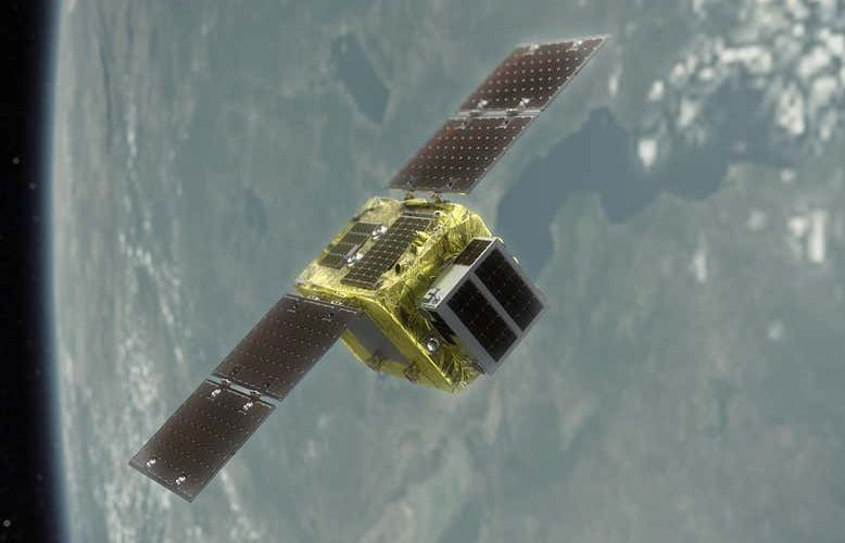 Il satellite di Astroscale