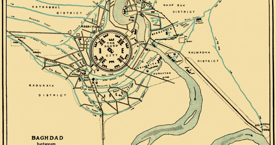 La Città Rotonda di Baghdad
