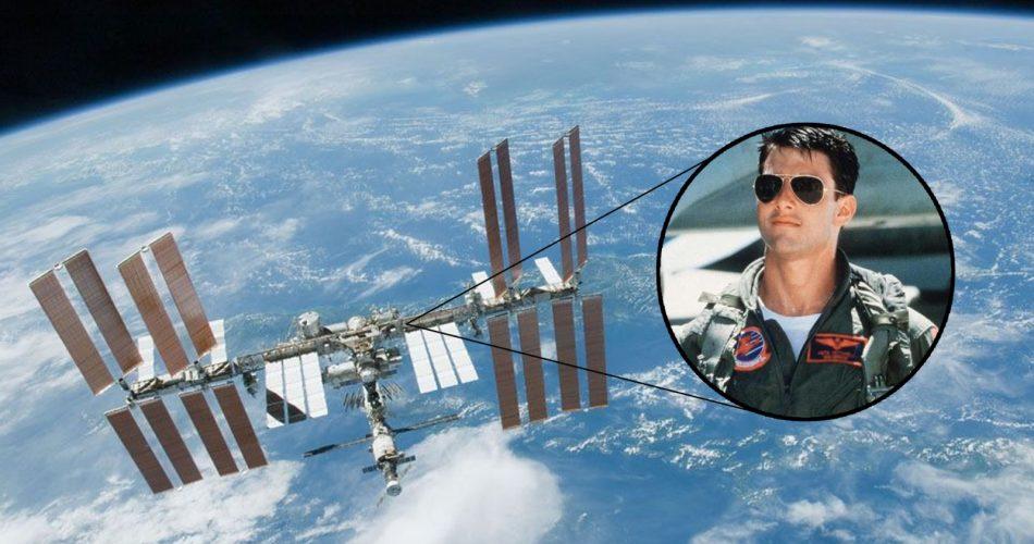 Tom Cruise girerà il primo film nello spazio