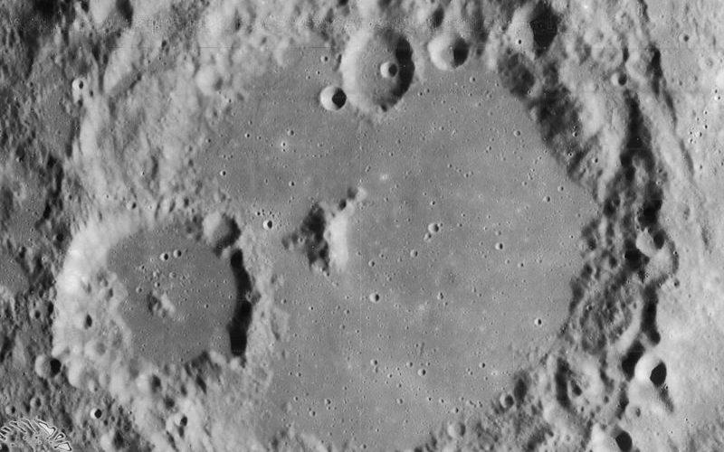 Cratere lunare Albategnius