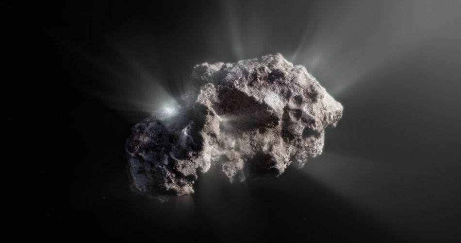 Cometa 2I/Borisov