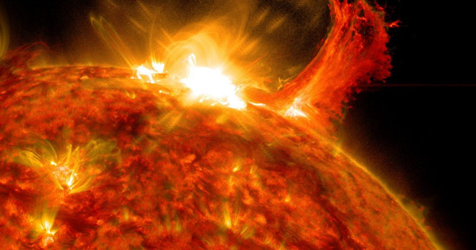 Brillamento solare