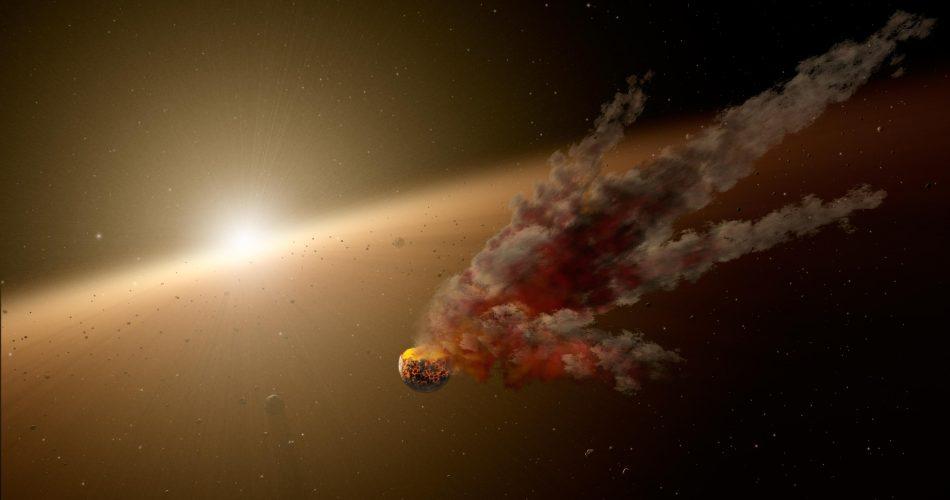 Asteroide impatto