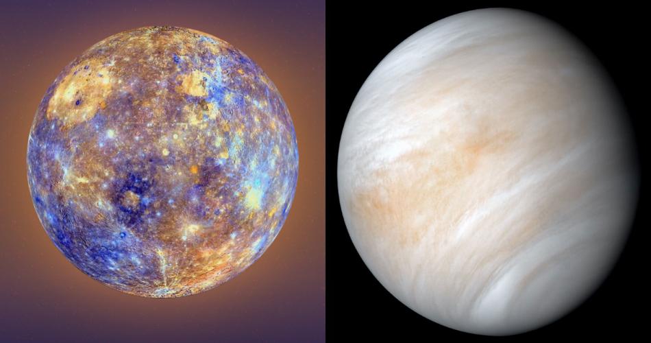 Venere e Mercurio