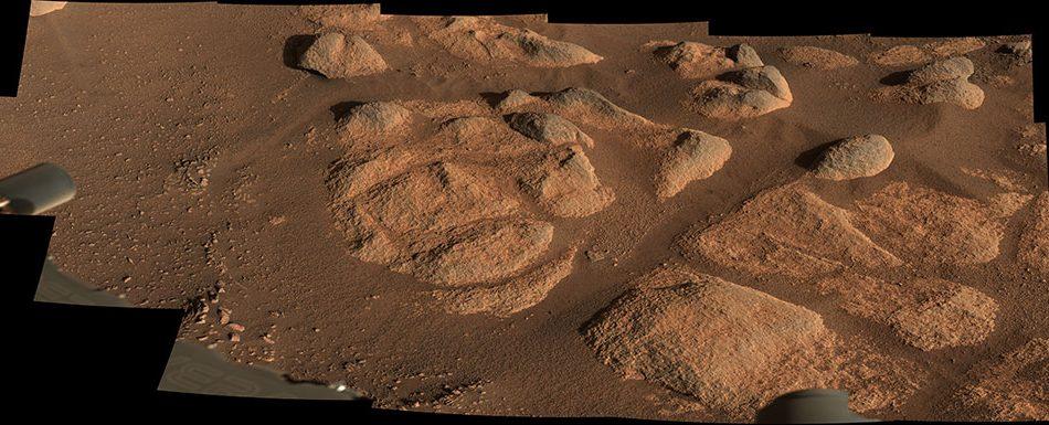 Rocce su Marte
