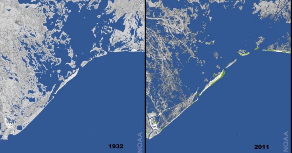 Innalzamento del livello marino